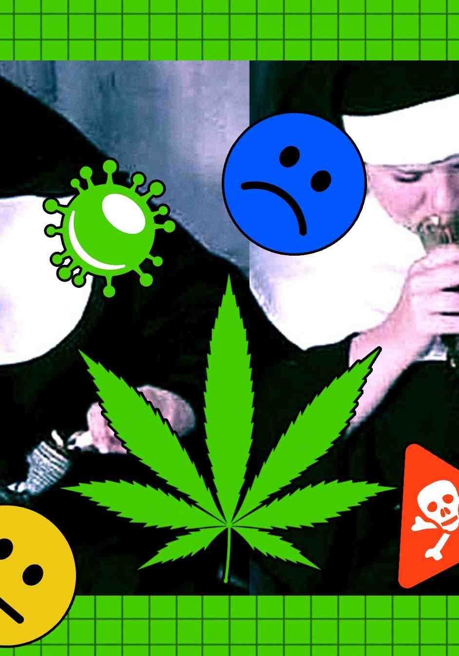 Pourquoi ne Faut-il pas fumer la CBD ?