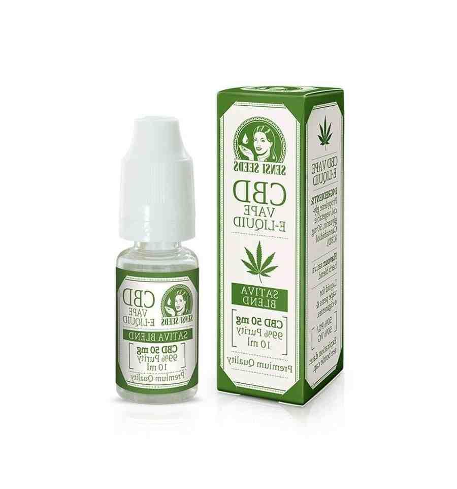 Comment fumer le CBD E-liquide ?